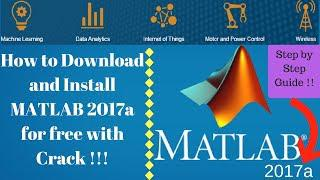 How to download and install MATLAB 2017 with crack [100% working]