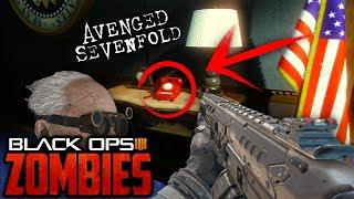 *NEW* Classified Red Telephone Easter Egg FOUND ALREADY!? (Black Ops 4  Zombies Easter Egg Song)