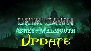 [GRIM DAWN] Warder + Update!