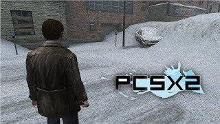 Silent Hill: Shattered Memories on PCSX2 my build (best settings)