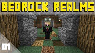 Minecraft Realms : Episode 1 - Welcome to the Realm