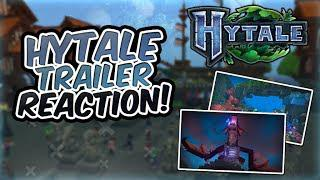 My Reaction to the HYTALE Trailer