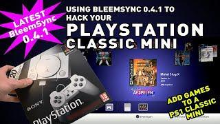 can you hack the playstation classic