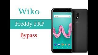 Wiko freddy frp bypass without computer no OTG