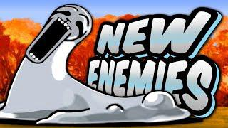 ALL NEW ENEMIES - The Battle Cats #18