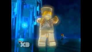 Lego Ninjago Full Digital Music Video - Song By The Fold