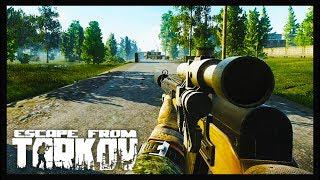 OP-SKS Sniper - My Favorite Weapon in 0 4 - Escape from Tarkov