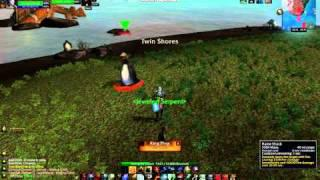 King Pin - Rare Spawn Penguin in Howling Fjord