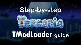 how to use tmodloader