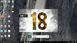 ansys 18 installation