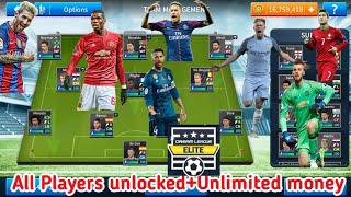 DREAM LEAGUE SOCCER 2019 HACK ALL STAR PLAYER + UNLIMITED MONEY [ELITE  DIVISION] BEST TEAM EVER