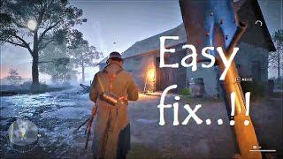 [FIX] Battlefield 1 - Fall From Grace - Friends in High Places Bug Fix