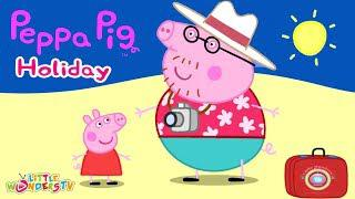 Peppa Pig Holiday Full Gameplay Peppa Pig Games For Kids Best Ipad App Demo For Kids