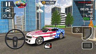 скачать Smash Car Hit Impossible Stunt 2 Android Gameplay En