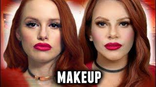 Skachat Cheryl Blossom Makeup Tutorial Riverdale Archie Halloween