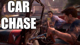 Skachat Uncharted 4 A Thiefs End Madagascar Car Chase Smotret