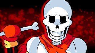UNDERTALE Hardmode Genocide Papyrus | Fangame