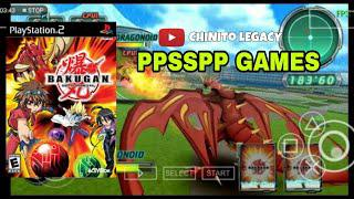 bakugan battle brawlers defenders of the core nds rom download