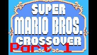 Super Mario Bros  Crossover SMB Easy Survival Part 1