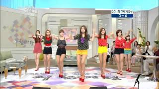 [Live HD 1080p] 110823 - T-ara - Roly Poly - KBS Morning Pla mp4