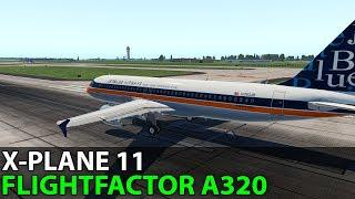 There Was No Dumpster Fire, FlightFactor A320 Ultimate, VATSIM ✈️ 2018-08-31
