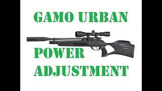 GAMO Urban Power Adjustment