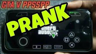 fake-How to Download GTA 5 for Android PPSSPP 17MB compressed with gameplay