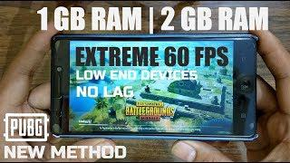 how to play pubg mobile without lag on 2gb ram