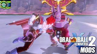 New No Legs moveset for cac (Brawlers Moveset)   by Dexio   Dragon Ball  Xenoverse 2 Mods Showcase