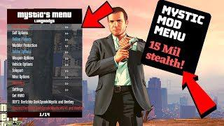 Gta 5 Mystic Mod Menu 1 46 V1 1 (Paid Undetected 15 Mil Stealth)