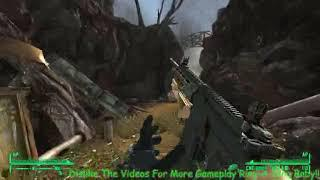 Ruger SR-556 Fallout New Vegas with Asurah Reanimation Pack