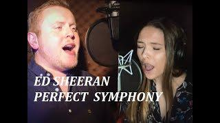PERFECT SYMPHONY - Ed Sheeran ft  Andrea Bocelli - Agne G & Adam Lacey cover