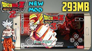 download dragon ball z shin budokai 3 ppsspp android