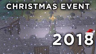Osrs Christmas.Osrs Christmas Event 2018 Guide