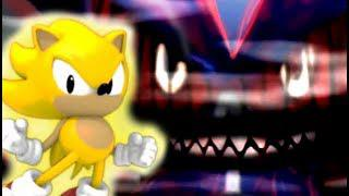 SONIC FINALLY SAVES THE DAY FROM SONIC EXE | Sonic Fear 2 Ending