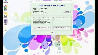 Epson 702A Adjustment Program Free Download