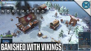 Northgard   Banished With Vikings   Giveaway!   Lets Play Northgard  Gameplay   S01E01