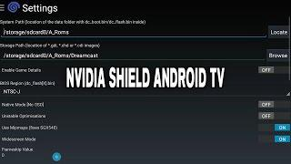 how to set up dreamcast emulator for android