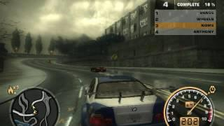 NFS Most Wanted - Challenge Series 69
