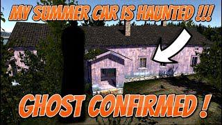 Skachat My Summer Car The Haunted Mansion Ghost Confirmed